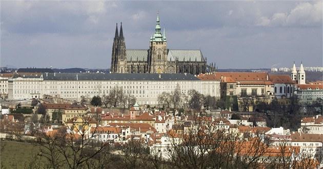 Mluvčím Správy Pražského hradu je Jan Pastor, po 14 letech nahradil Šebka