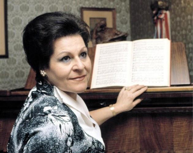 Zemřela uznávaná operní pěvkyně Naděžda Kniplová, před lety odmítla Thálii