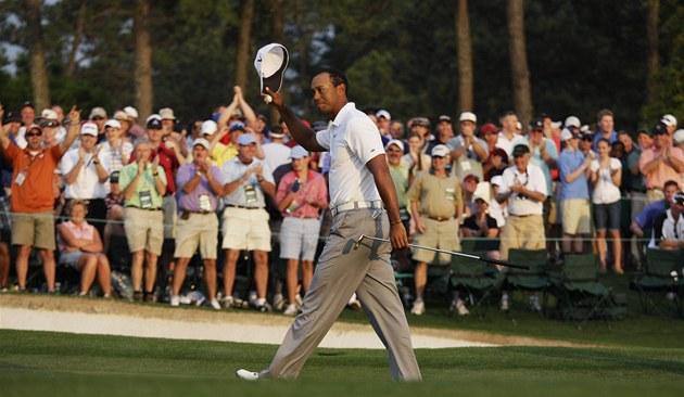 2fef4c2c3 Golfista Tiger Woods si ve světě sportovního byznysu nadále drží přední ...