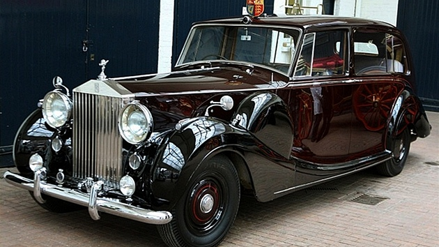 Rolls Royce Royal Phantom IV