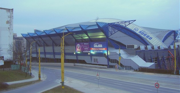 Steel Arena, Košice