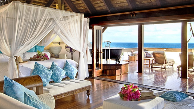 Necker Island Richarda Bransona