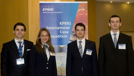 KPMG's International Case Competition