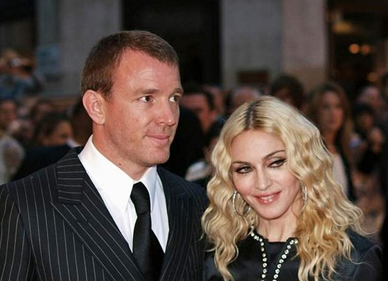 Guy Ritchie a Madonna