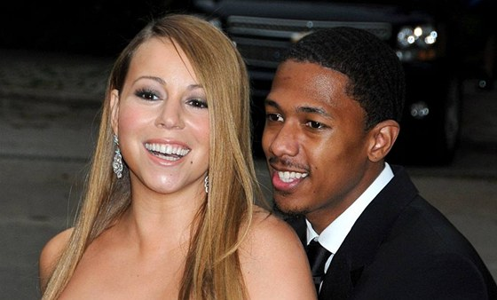 Mariah Carey a Nick Cannon