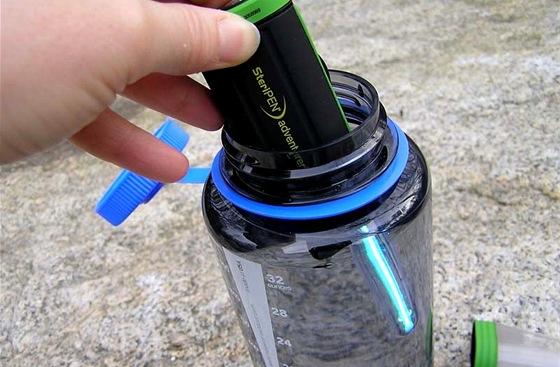 Jak filtrovat vodu v přírodě