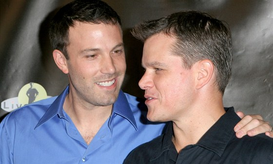 Ben Affleck a Matt Damon