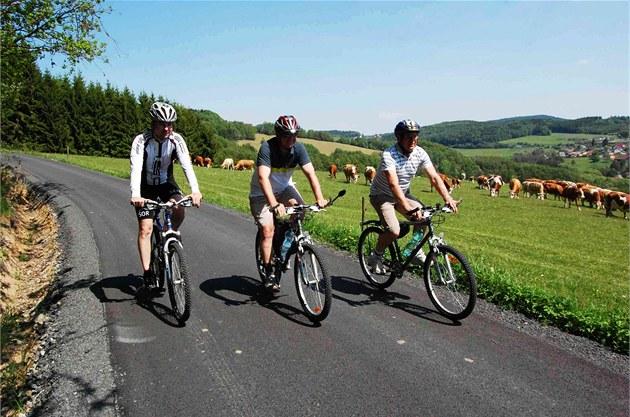 Výsledek obrázku pro cyklostezky