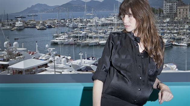 Cannes 2011 - Charlotte Gainsbourgová