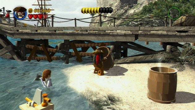 Lego Pirates of the Caribbean: The Videogame