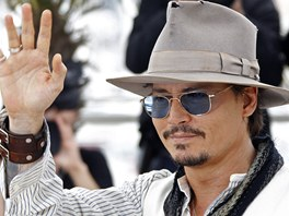 Cannes 2011 - Johnny Depp