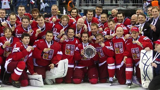 f2b8e435b60eb MS 2011: Červenka vystřílel bronz. Finové po 16 letech zlatí – Hokej ...