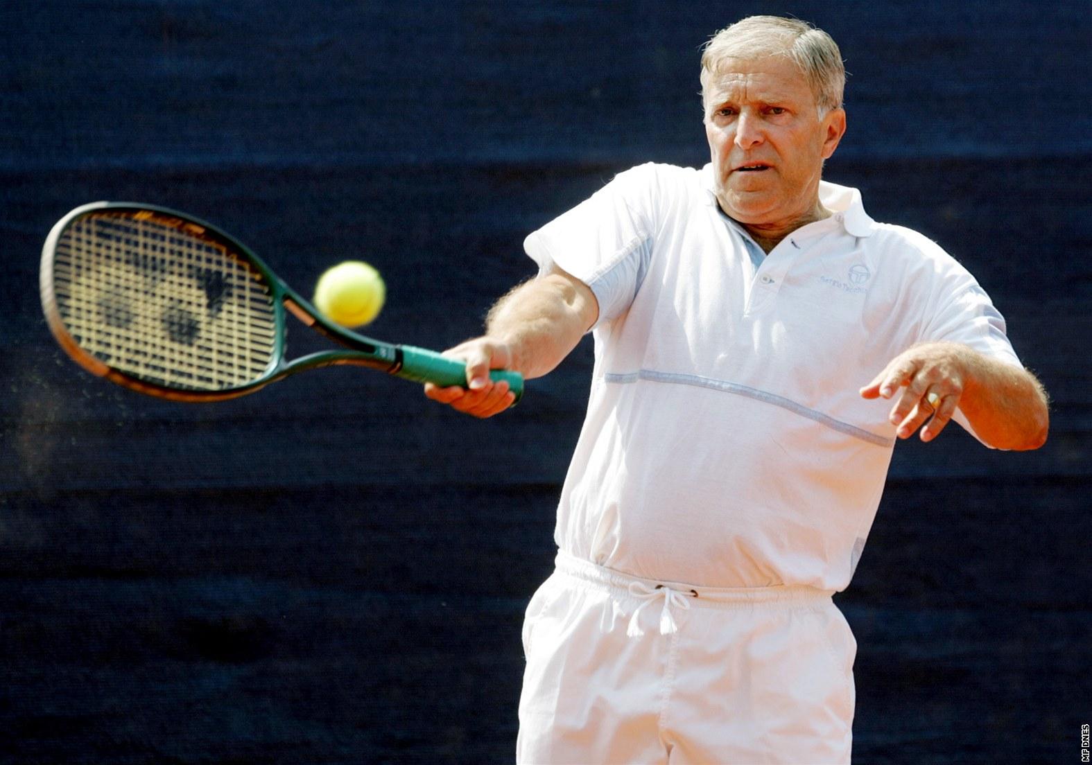 Fotogalerie B½val½ tenista Jan KodeÅ¡