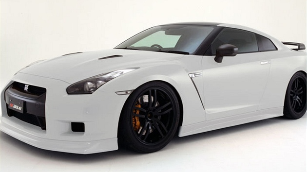 Zele R35GT-R FRP Aero Body Kit