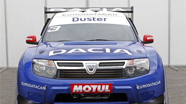 Dacia Duster 'No Limit'