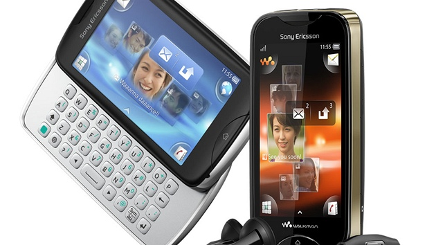 Sony Ericsson txt pro a Mix Walkman