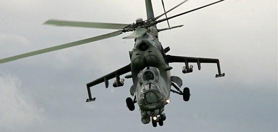 ab3227923 Všeuměl místo bitevního Mi-24. Armáda chce nové vrtulníky - iDNES.cz