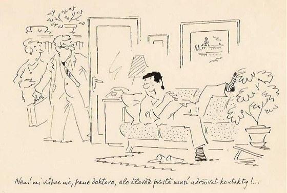 Zemrel Znamy Autor Kreslenych Vtipu A Fotograf Dusan Palka