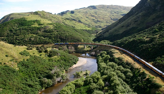 Otago Rail Trail, Christmas Creek