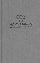 Kniha K. Reevese Ode to Happiness