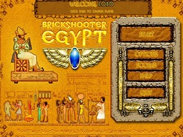 Brickshooter Egypt 3