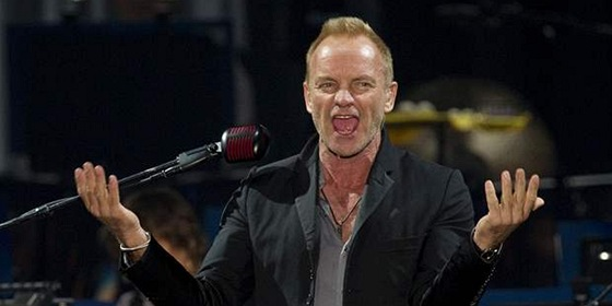Sting a Royal Philharmonic Concert Orchestra, Praha, 02 Arena, 22. 9. 2010