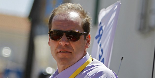 ředitel Tour de France Christian Prudhomme