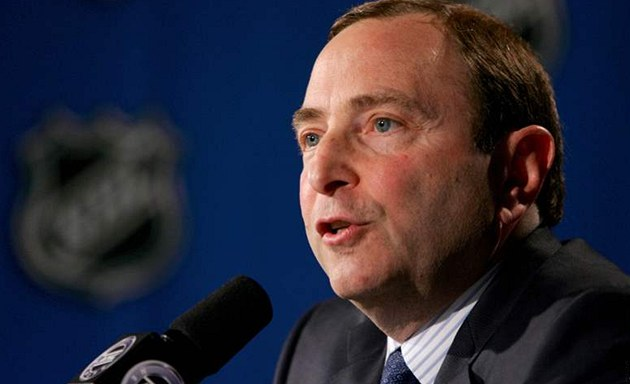Gary Bettman, šéf NHL
