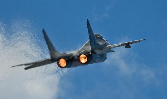 MiG-29 slovenských vzdušných sil