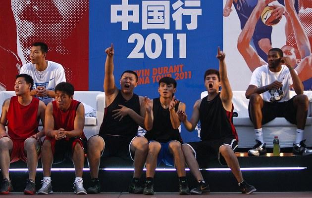 Restart čínské basketbalové ligy se odkládá na neurčito