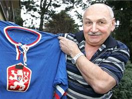 Bývalý hokejový reprezentant Jaroslav Jiřík