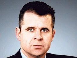 Podnikatel František Mrázek.