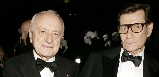 Pierre Bergé a Yves Saint Laurent
