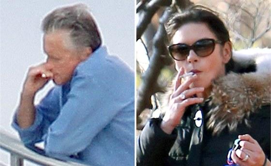 manželky kouření