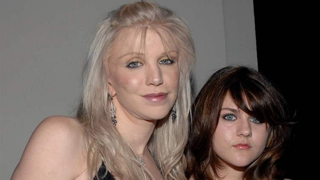 Courtney Love s dcerou Frances Bean (2009)