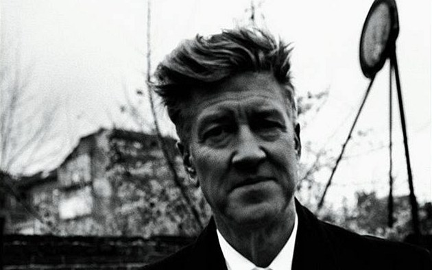 David Lynch: autoportrét