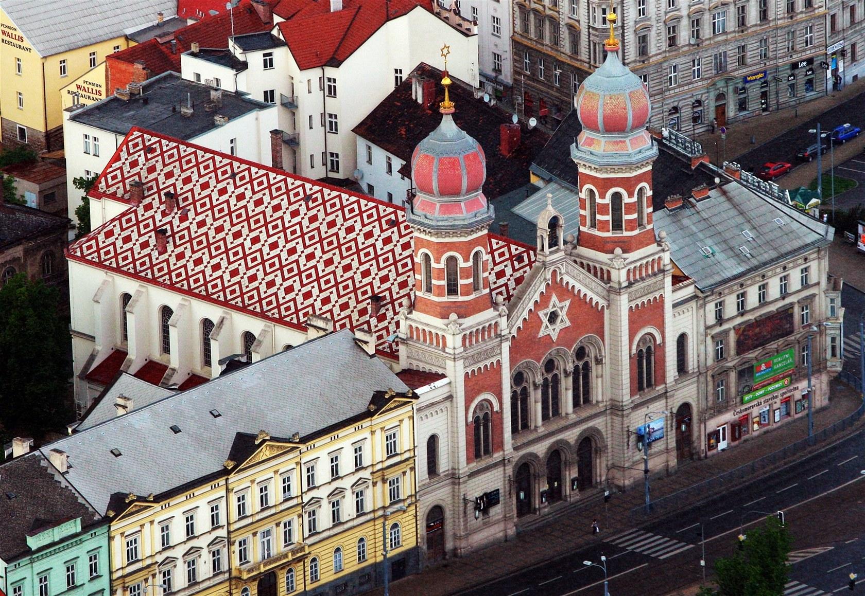 Image result for synagoga plzen