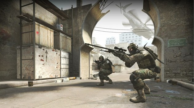 Coubter-Strike: Global Offensive