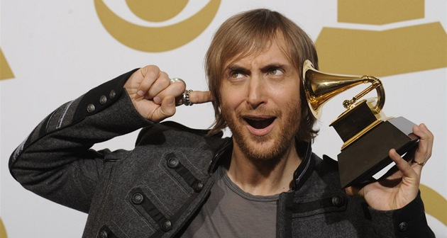 David Guetta s cenou Grammy (2010)