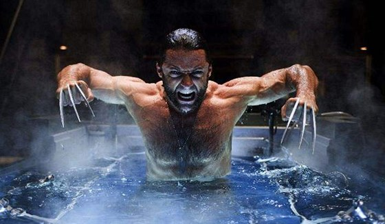 Hugh Jackman ve filmu X-Men Origins: Wolverine