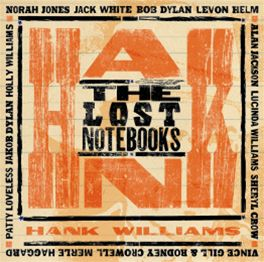 Obal alba The Lost Notebooks of Hank Williams