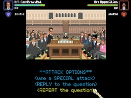 Prime Minister's Questions: The Game