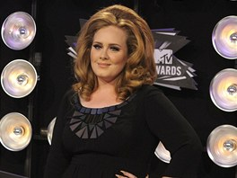 Adele na MTV Video Music Awards 2011