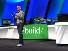 Zahájení konference Build Windows 8