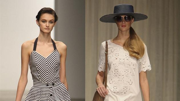 Jaro 2012 ovládne klasika a pohodlí. Prohlédněte si trendy z New Yorku 4206a888ec