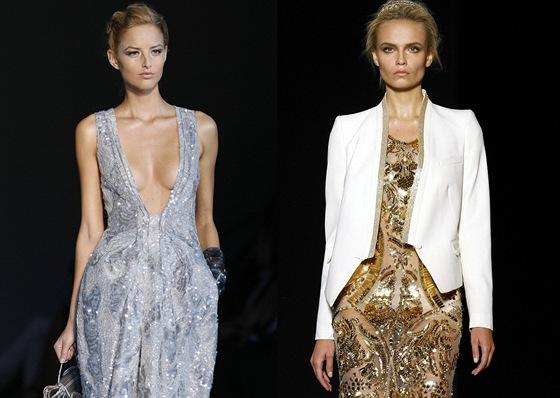 Týden módy v Miláně zakončily nádherné modely Armaniho i Cavalliho ... 4fed8abcc0