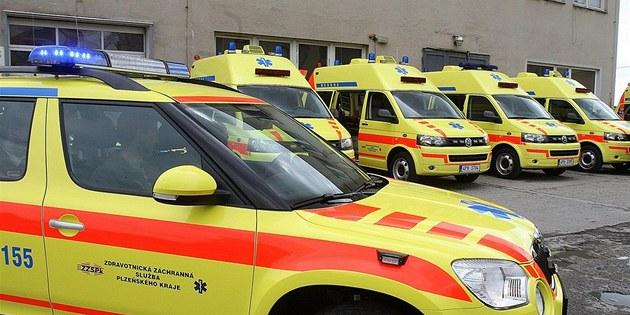 Muži v ruce explodovala petarda, těžce zraněný skončil v nemocnici