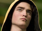 Robert Pattinson coby Cedric Diggory ve filmu Harry Potter a Ohnivý pohár