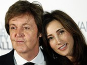 Paul McCartney a Nancy Shevellová