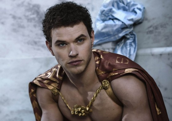 Kellan Lutz ve filmu Immortals